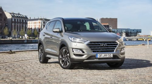 Potencia extra para el nuevo Hyundai Tucson gracias al sistema microhíbrido