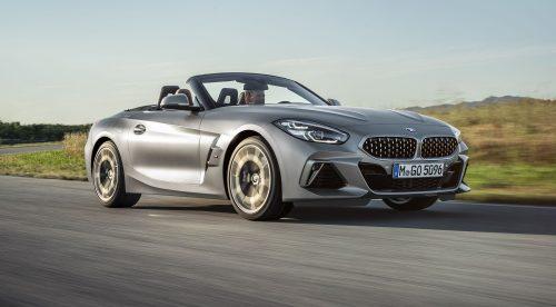 El nuevo BMW Z4 llegará con potencias entre 197 y 340 CV
