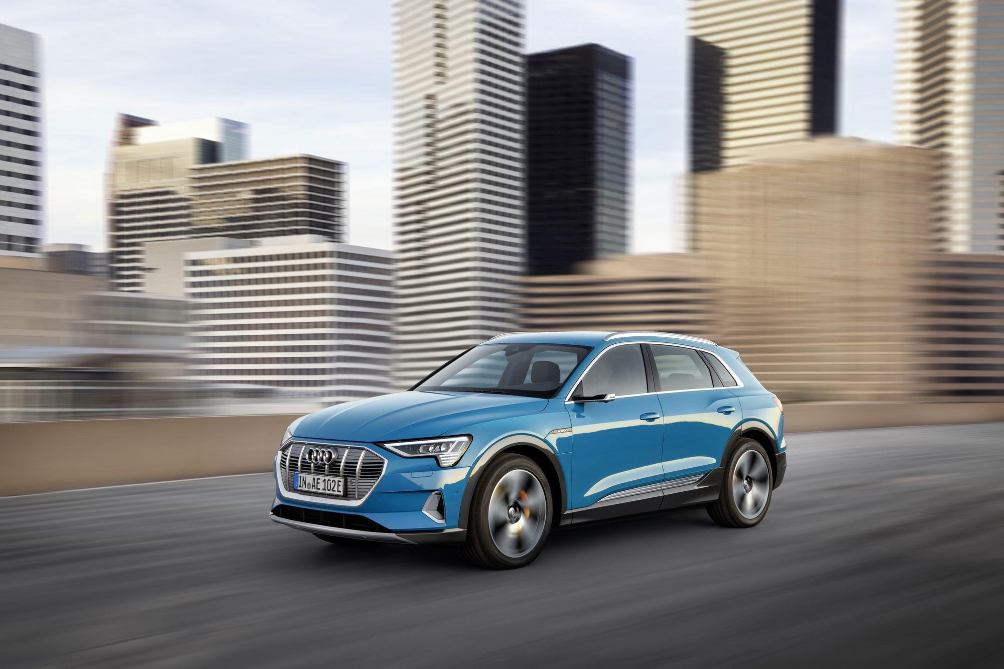 Todos los detalles del nuevo y esperado Audi e-tron