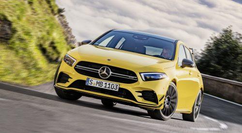 Mercedes-AMG A35: la puerta de acceso a la deportividad