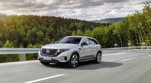 Mercedes EQC: el SUV eléctrico que marca el camino