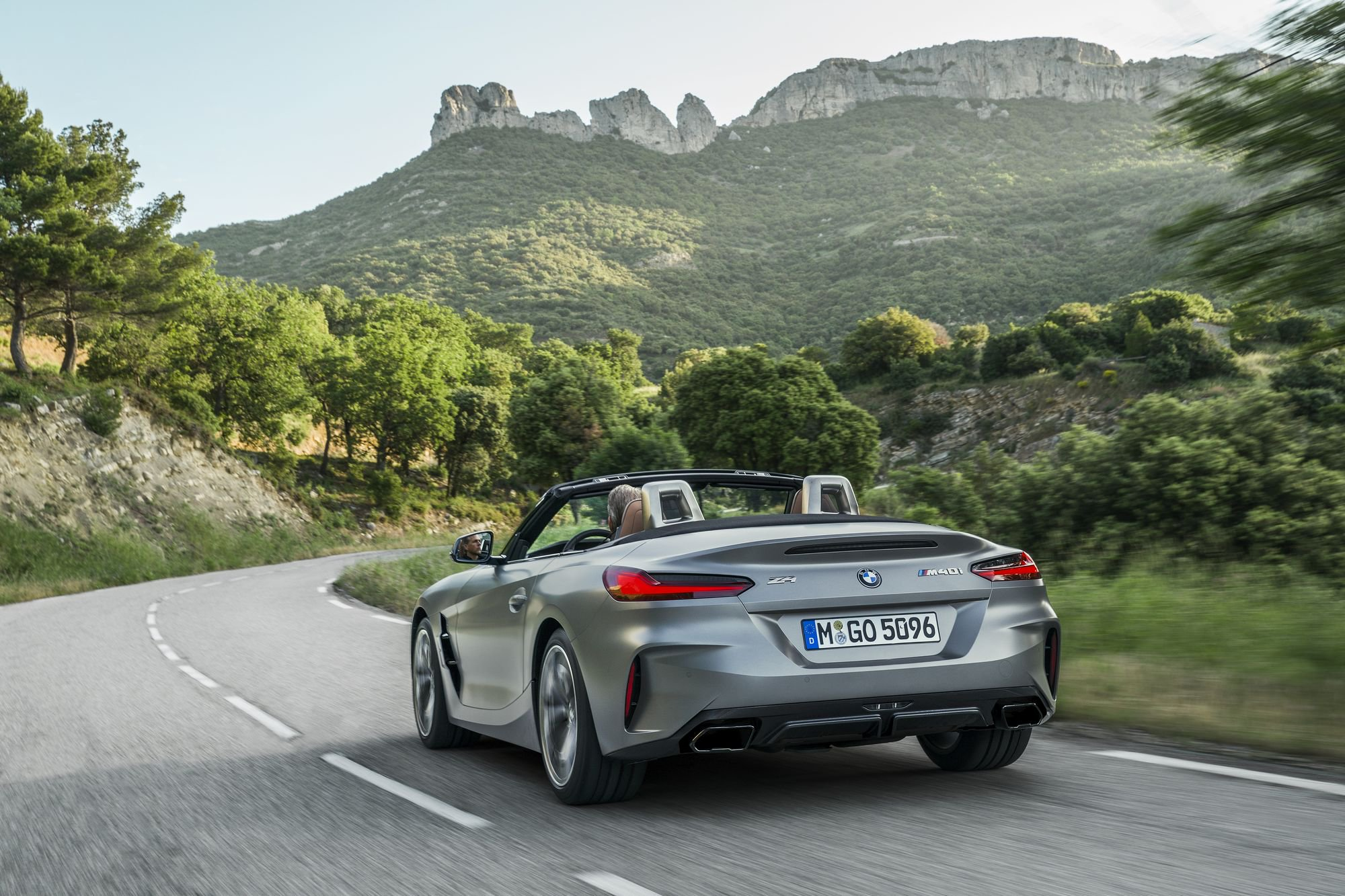 Todas las imágenes del nuevo BMW Z4
