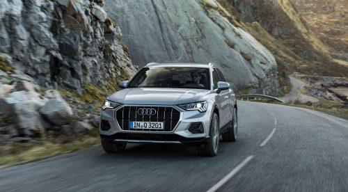 El nuevo Audi Q3 se postula para el trono de los SUV compactos