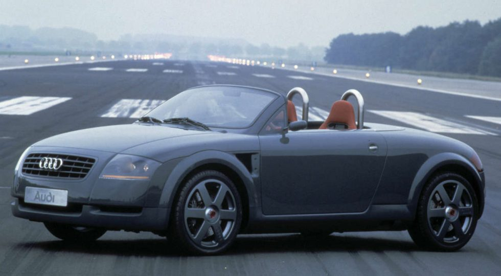 Audi TTS Concept