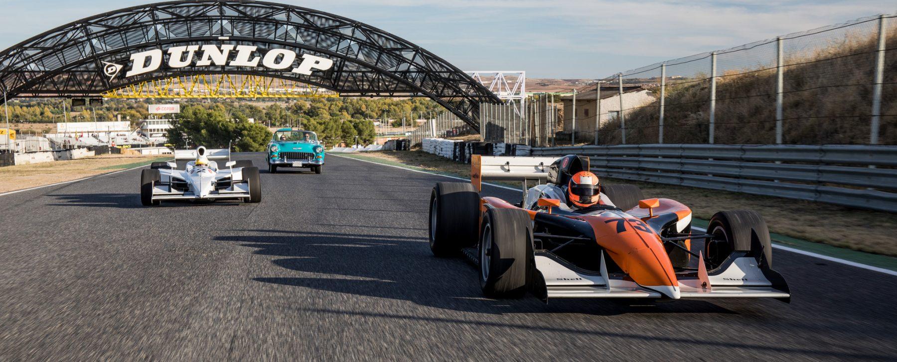 Formula 1 Espiritu del Jarama