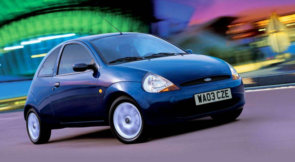 Ford Ka (2003)
