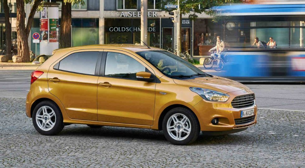 Ford Ka+ (2017)