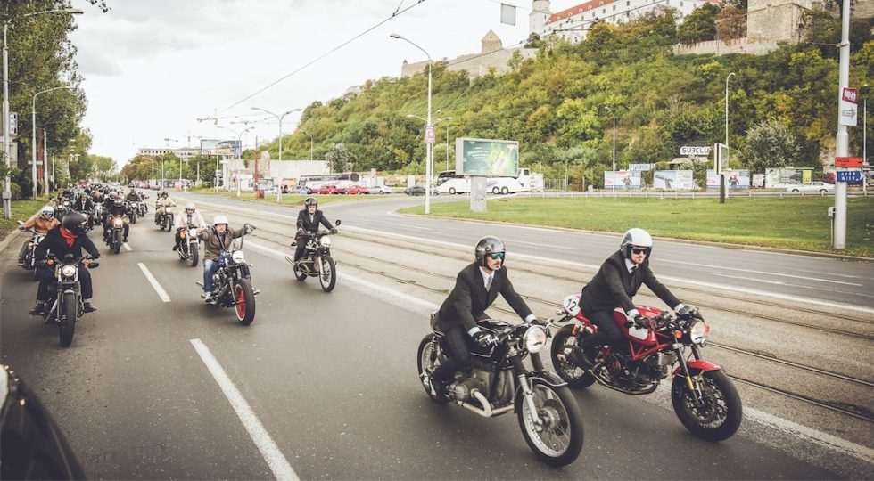 'The Distinguished Gentlemans Ride', un domingo de elegancia y solidaridad