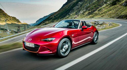 Mazda MX-5: el descapotable más vendido se pone al día