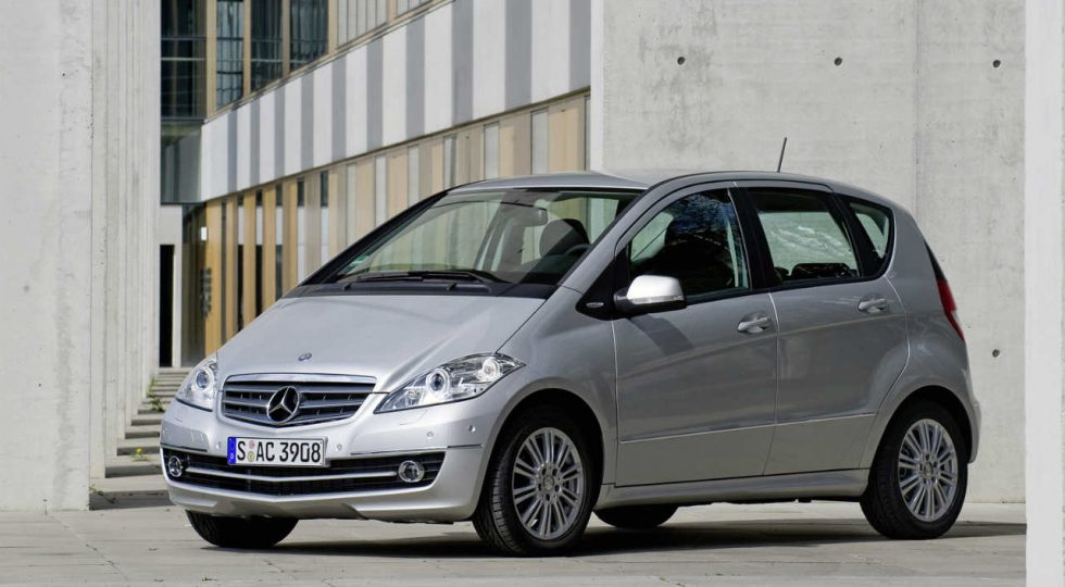 Mercedes Clase A (2009)