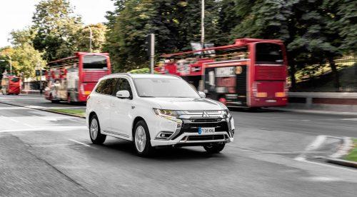 Nuevo Mitsubishi Outlander PHEV: más rendimiento con la misma eficiencia