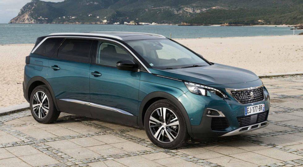 Peugeot 5008 (2017)