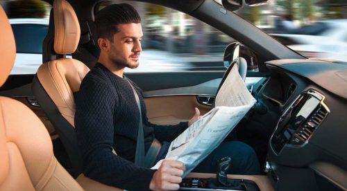 ¿Qué harán los pasajeros de un coche autónomo en un accidente?