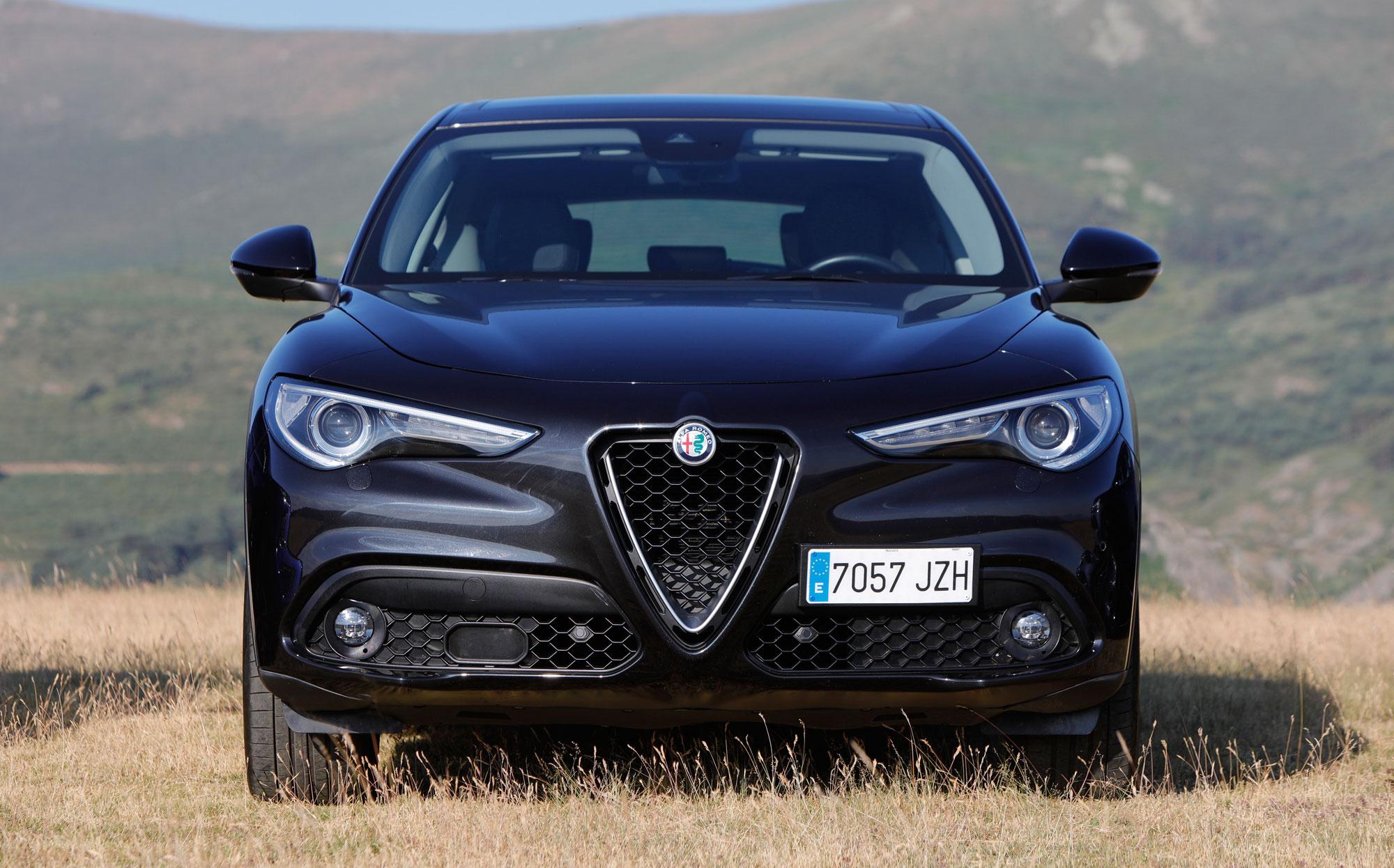 Cuatro SUV de tamaño medio y calidad exquisita: las mejores imágenes