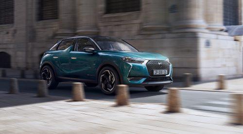 DS3 Crossback: el lujo se transforma en SUV urbano