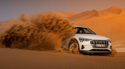 Audi e-tron, el eléctrico que mantiene la esencia de la marca