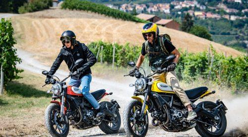 Ducati Scrambler 2019: igual de atractiva y más segura