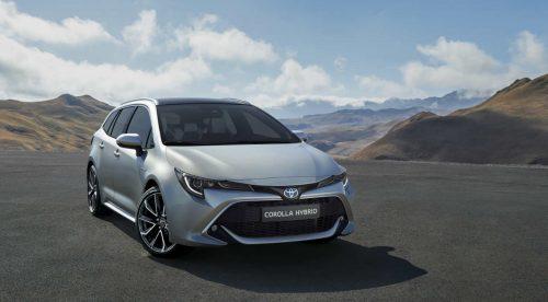 Toyota vuelve a usar en todo el mundo la legendaria denominación Corolla