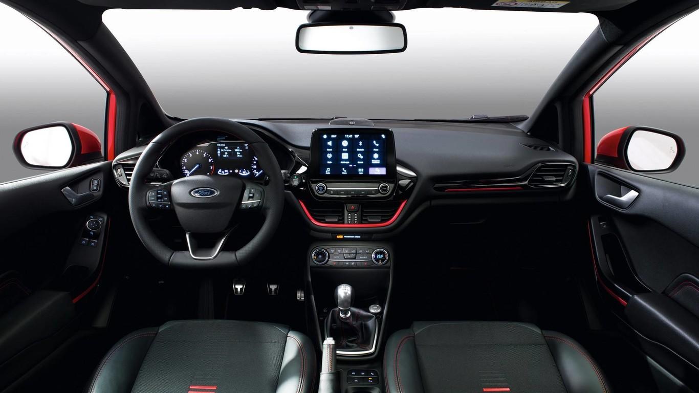 Ford Fiesta Ford Fiesta ST-Line Red Edition y Black Edition
