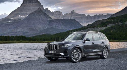 BMW X7, cuando el lujo se convierte en un SUV imponente