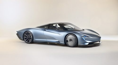 McLaren Speedtail: el hiperdeportivo de los dos millones de euros