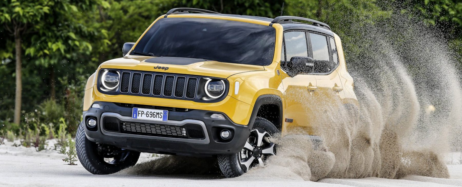 Jeep Renegade híbrido enchufable