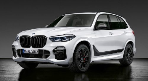 El nuevo BMW X5 saca su lado más deportivo