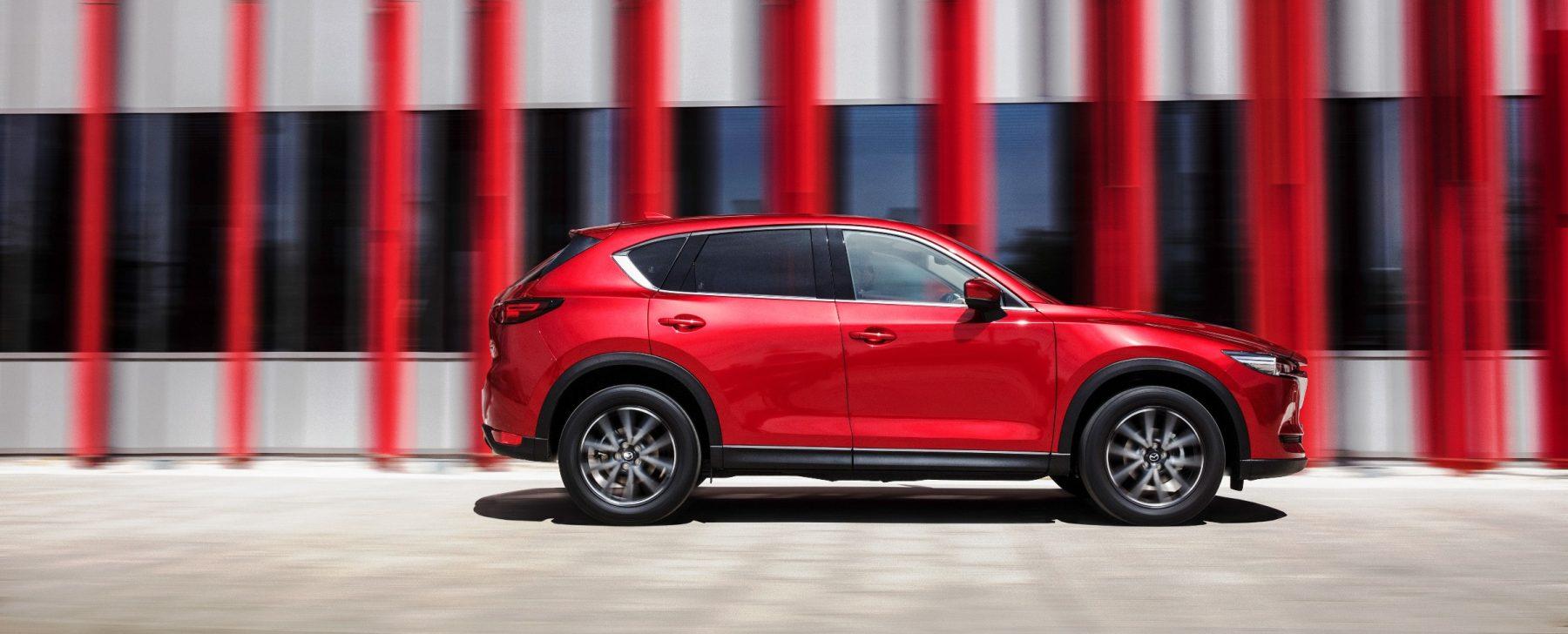 Nuevo Mazda CX 5