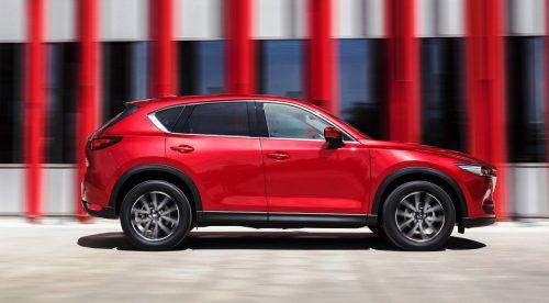 Mazda CX-5: lo inteligente puede ser emocionante