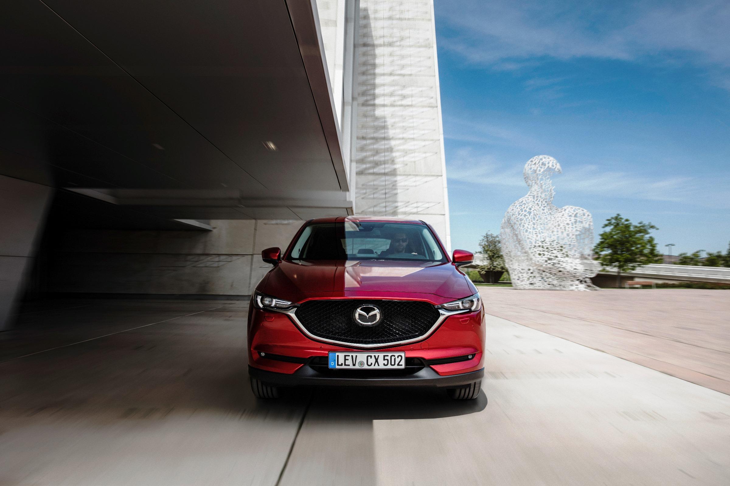 La esencia emocional del Mazda CX-5