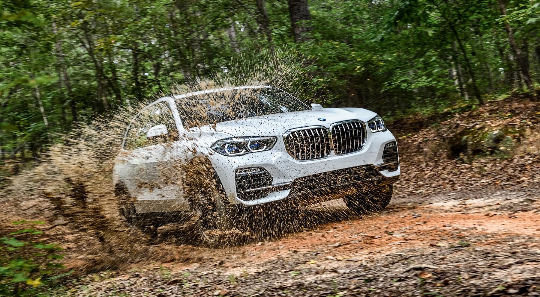 El nuevo BMW X5, en imágenes