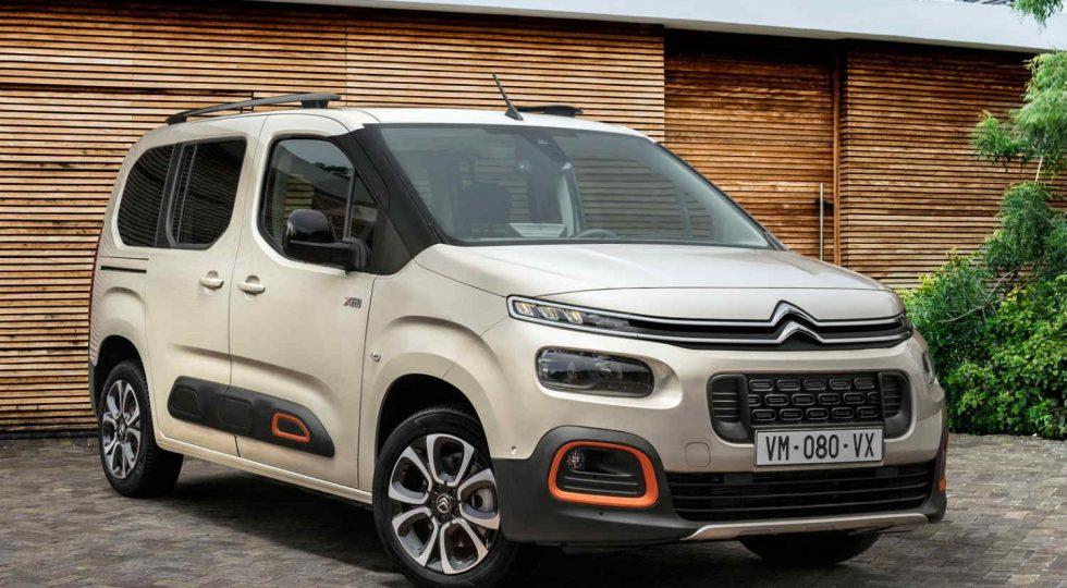 Citroën Berlingo / Opel Combo / Peugeot Rifter