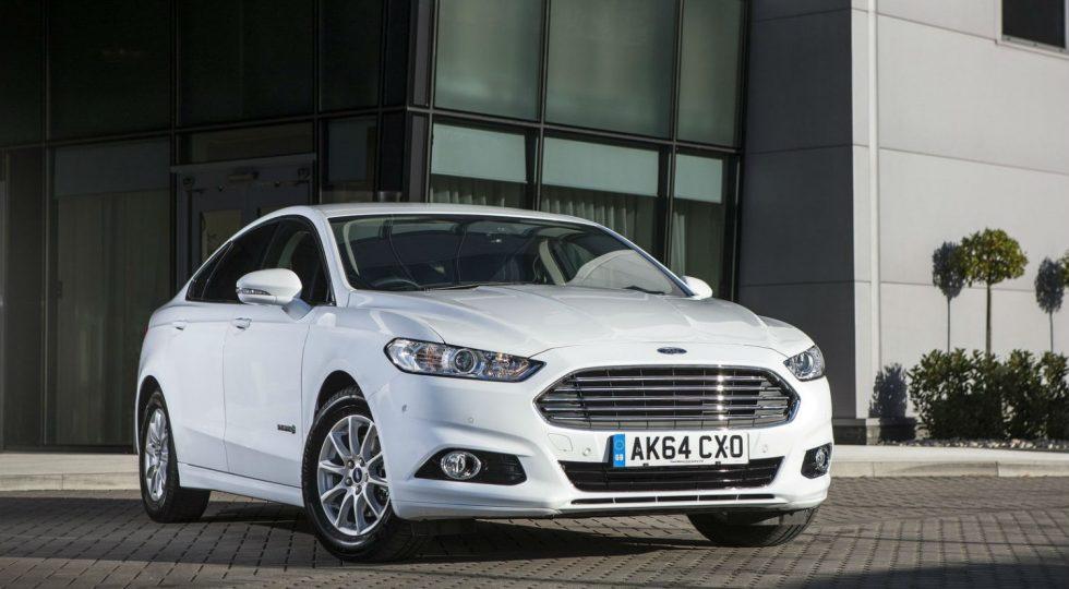 Ford Mondeo Híbrido: 28.762 euros