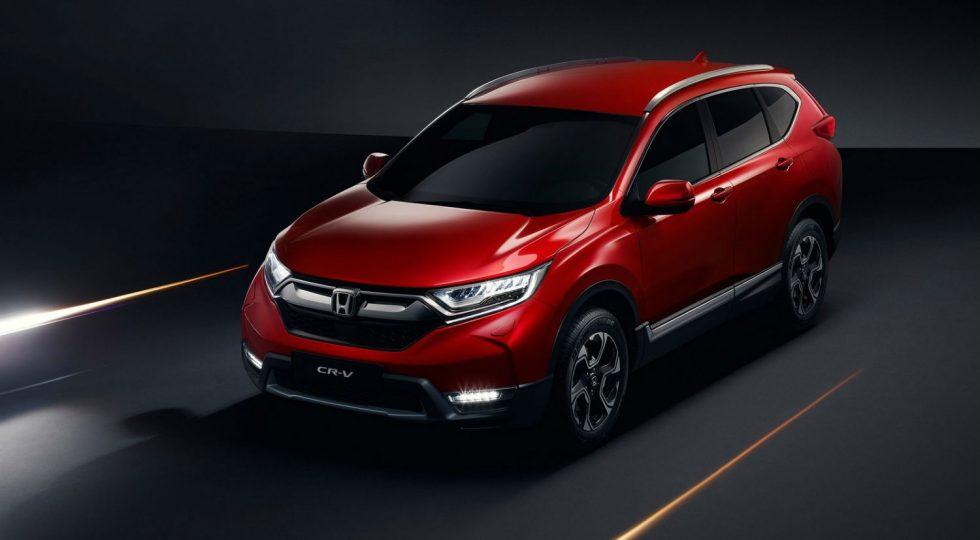 Honda CR-V híbrido: por confirmar
