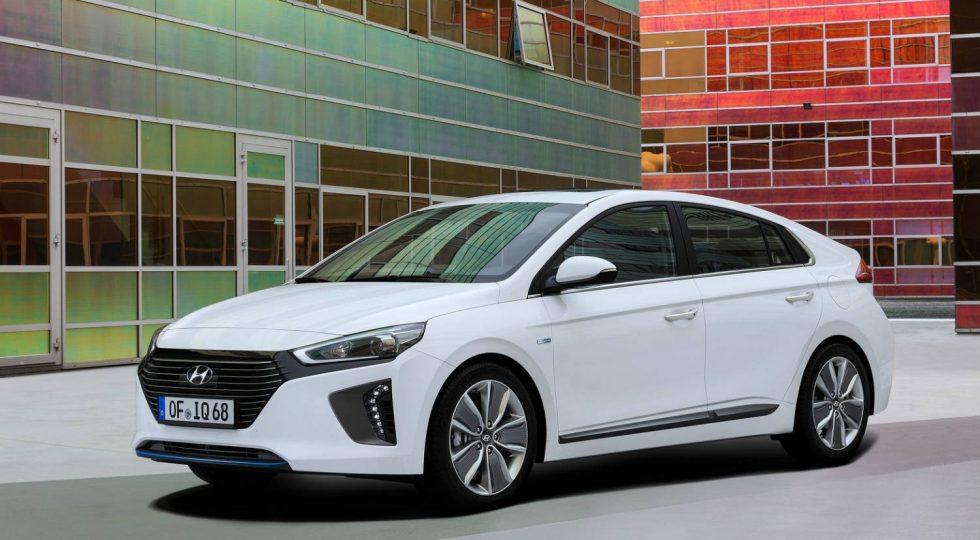 Hyundai Ioniq híbrido: 20.625 euros