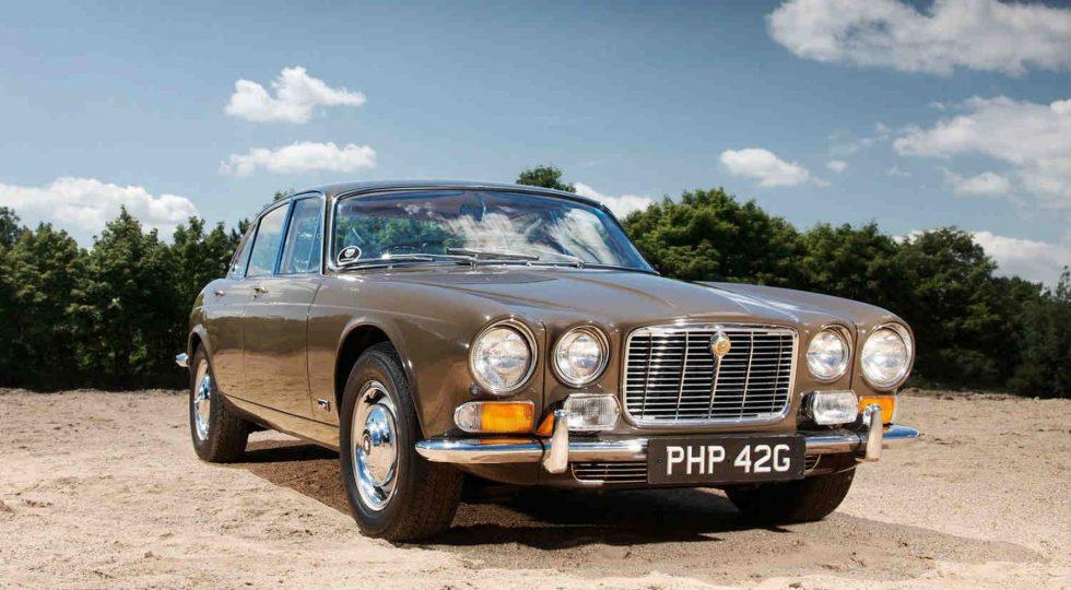 Jaguar XJ 1968