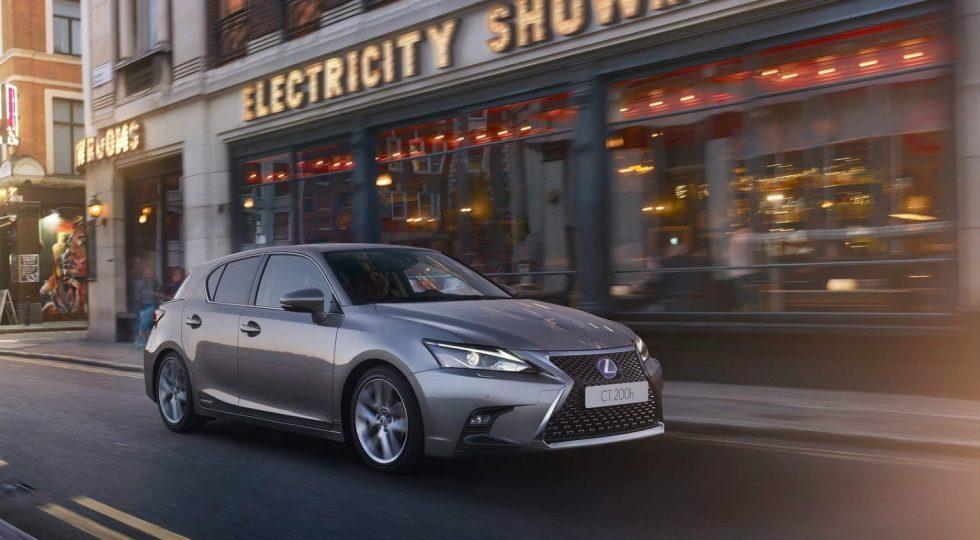 Lexus CT 200h: 24.900 euros