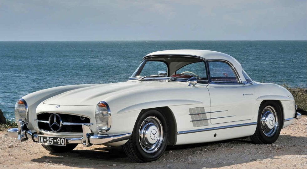 Mercedes SL 1957