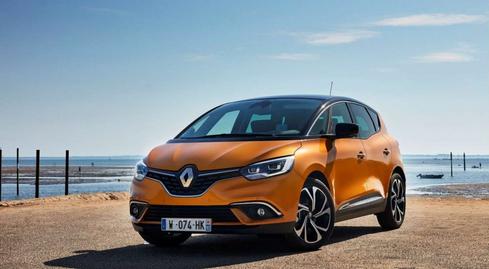 Renault Scénic: 25.335 euros