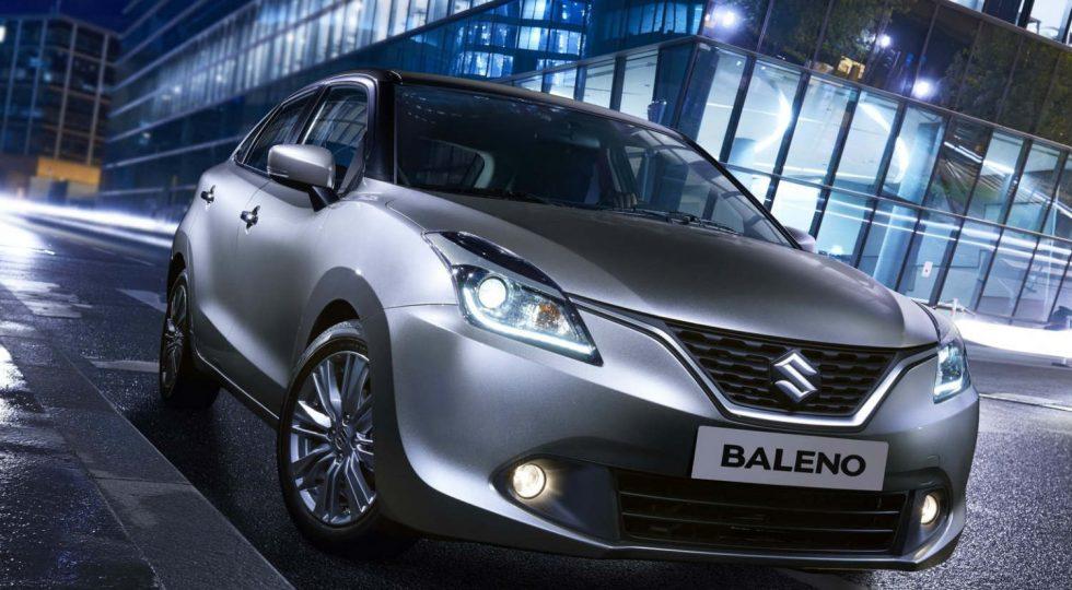 Suzuki Baleno Hybrid: 15.255 euros