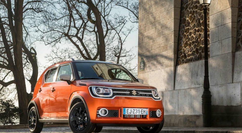 Suzuki Ignis Hybrid: 15.620 euros