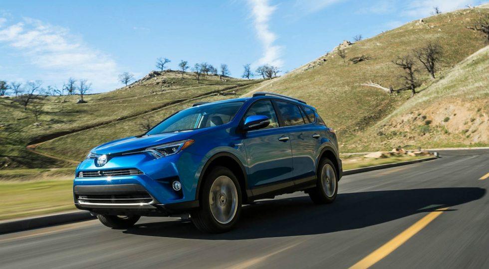 Toyota RAV4 Hybrid: 33.900 euros