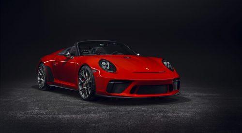 El espectacular Porsche 911 Speedster llegará a la carretera