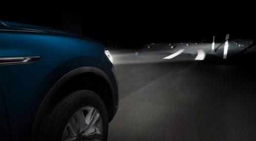 Los faros de los Volkswagen enviarán mensajes a peatones y a otros coches