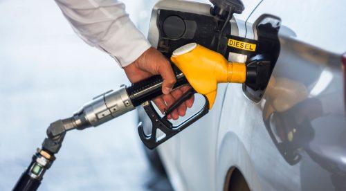 Caen las ventas de coches diésel, suben la emisiones de CO2