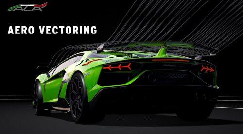 Los secretos de la aerodinámica activa del Lamborghini Aventador SVJ