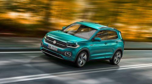 Volkswagen T-Cross: el último SUV español y global