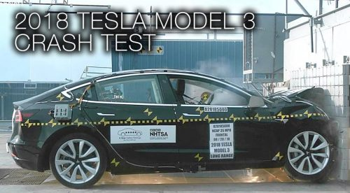 El Tesla Model 3 es el coche más seguro del mundo… en EE UU