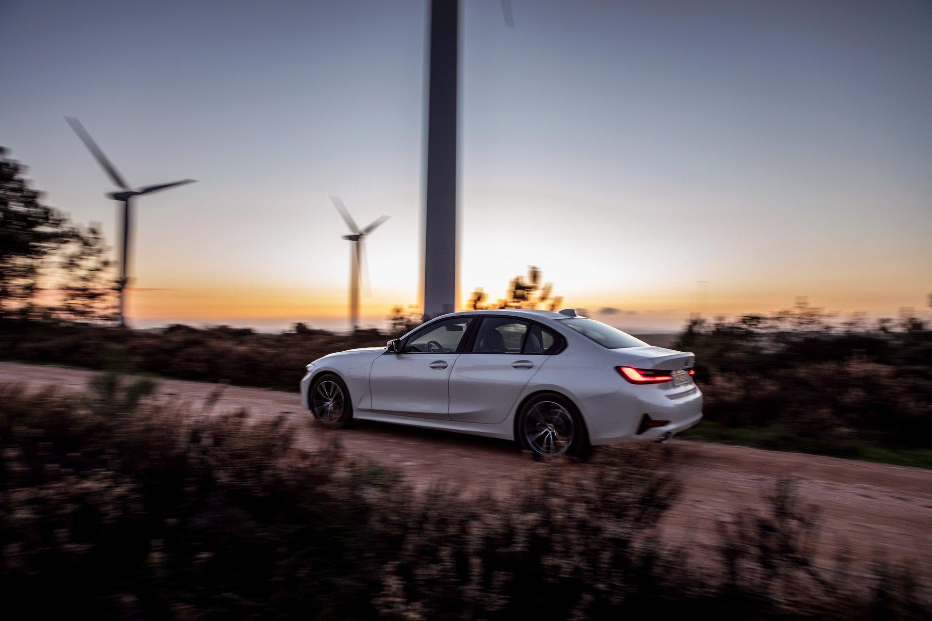 BMW Serie 3 híbrido enchufable