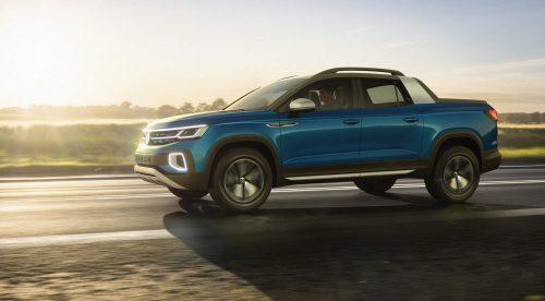 Volkswagen Tarok Concept: el nuevo mini-Amarok